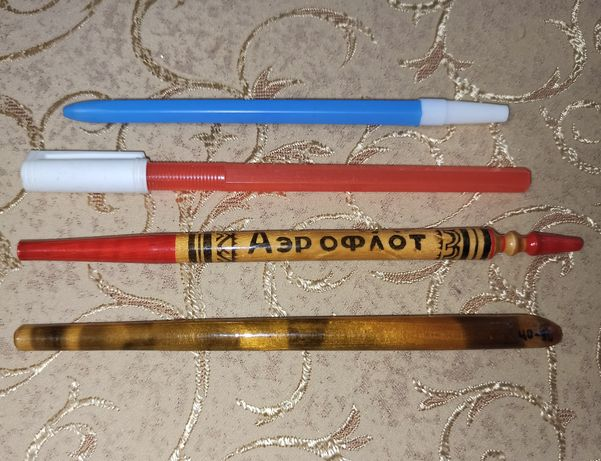 Ручки деревянные СССР