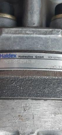 Silnik hydrauliczny haldex gm 25