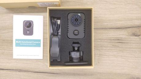 Мини камера видеонаблюдения MD29 с датчиком движения и ночной съемкой