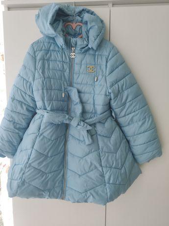 Пальто осіннє на дівчинку