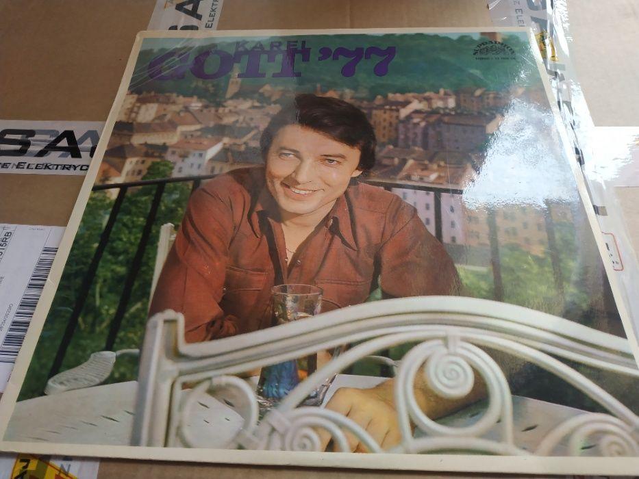 Karel Gott '77 płyta winylowa