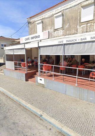 Café Império - Aluguer / Trespasse