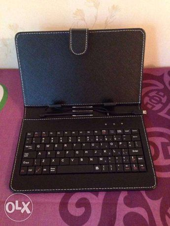 Чехол с клавиатурой для планшета 7 дюймов MINI USB