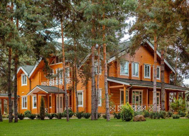 Продажа 2-этажного дома на 1,75 га земли в с. Лебедевка, Киевская обл.