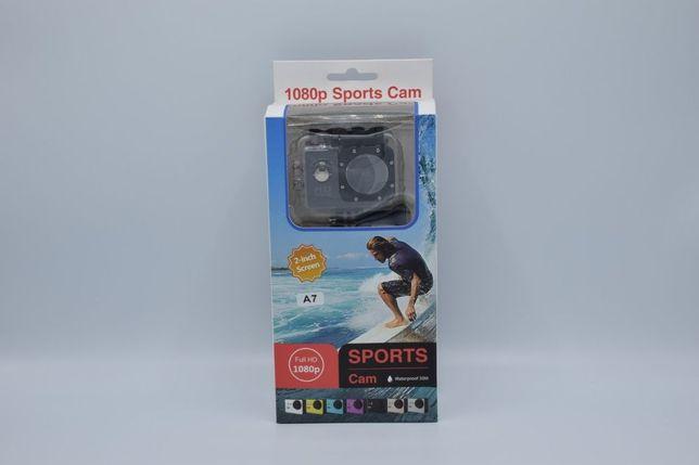 Sports Cam 1080p + селфі палка в подарунок