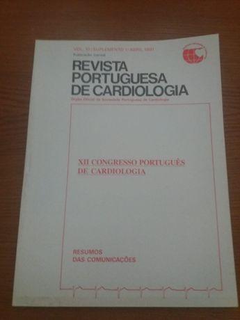 Revista Portuguesa de Cardiologia, Vol. 10, Suplemento I, Abril 1991