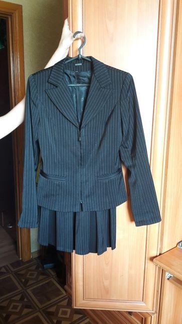 Юбка и пиджак для девочки