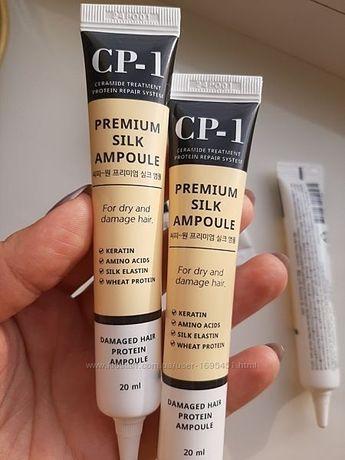 Esthetic House CP-1 Premium Silk Ampoule  несмываемая сыворотка