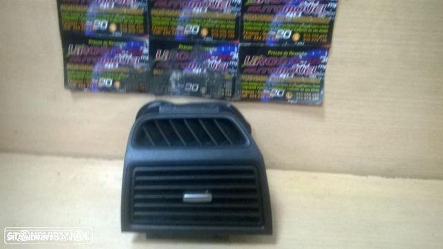 Fiat Grande Punto - Saida ar ventilador grelha de ventilaçáo difusor