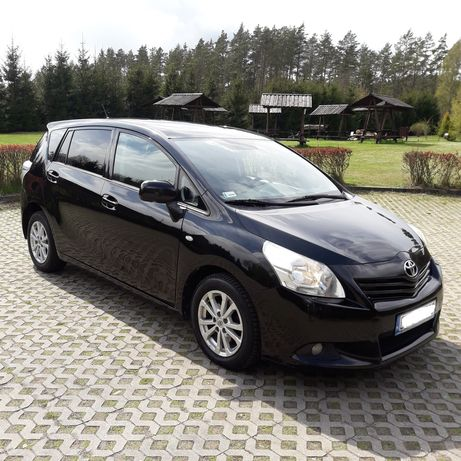 Toyota Verso 2.0D4D 2011 7-Osobowa