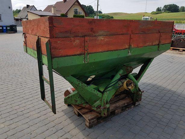 Rozsiewacz Amazone 1500 kg