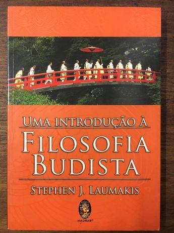 uma introdução à filosofia budista, stephen j. laumakis