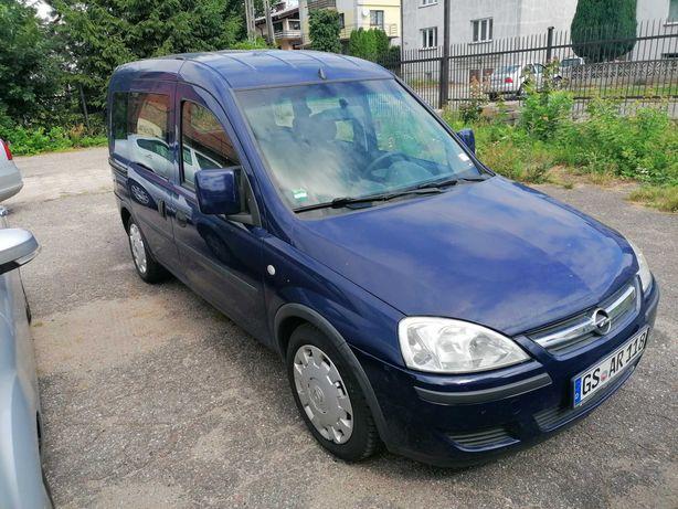 Opel combo  1,4 benzyna,klima
