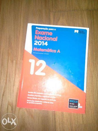 Preparação para o Exame Nacional Matematica A