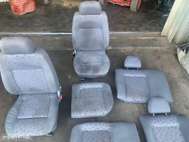 BANCOS COMPLETOS SEAT IBIZA 6K2