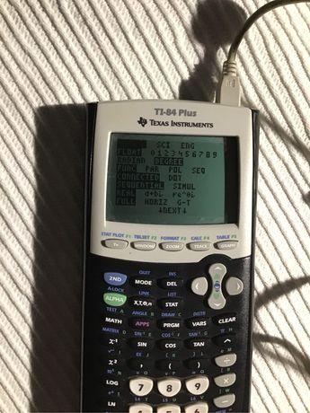 Calculadora grafica TI-84 Plus