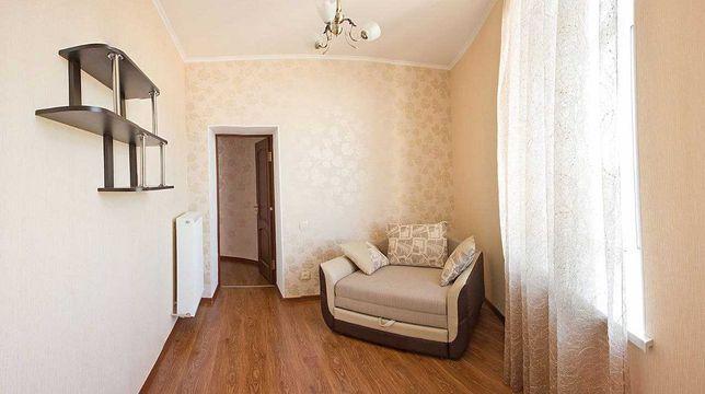 Двухкомнатная квартира в новом доме на Таирова. Королёва/Левитана   S