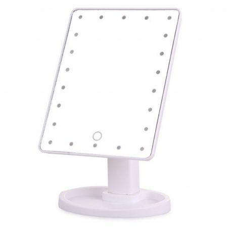 Зеркало для макияжа с LED подсветкой Make Up