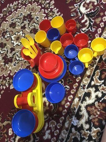 Дитяча посуда вага весы denmark qwe