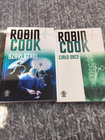 R.Cook -cialo obce, szarlatani