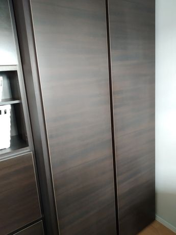 Szafa dwudrzwiowa Wenge kolekcja Doors BRW