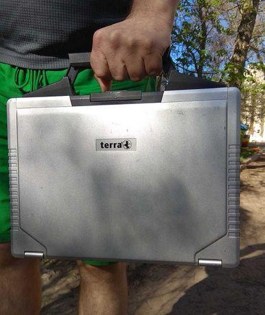 Армейский защищённый ноутбук