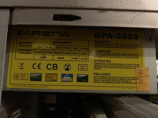 CHIEFTEC iArena GPA-500S 500W