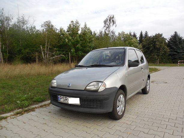 FIAT SEICENTO 900, 2001 r. przebieg 53 750km