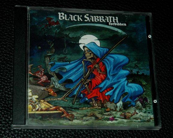 BLACK SABBATH - Forbidden. 1995 IRS.