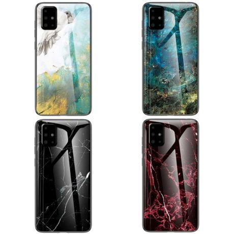Чехол Люкс на для Samsung Galaxy A51 A515 / A71 A715 2020 самсунг