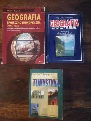 Geografia społeczno ekonomiczna Skrzypczak turystyka fizyczna z geolog
