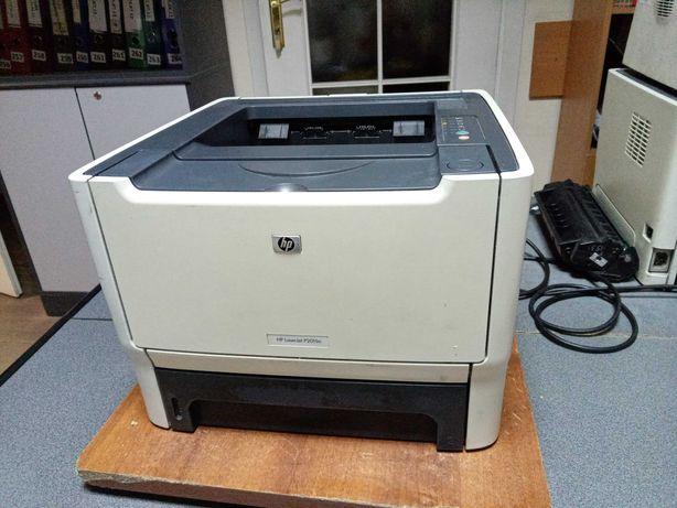 Лазерный принтер HP LaserJet 2015d/dn, двусторонняя печать, сеть