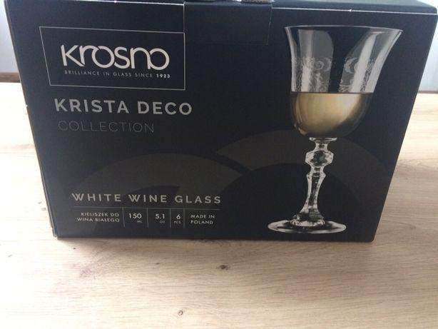 Kieliszki do Wina Krosno