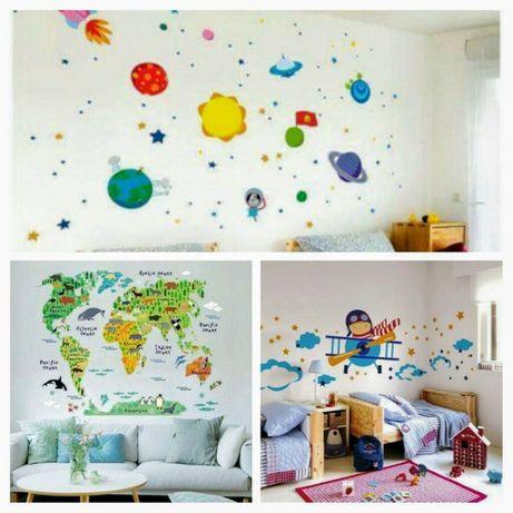 Розпис стін, меблів, предметів декору (роспись стен)