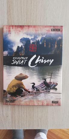 Niezwykły świat Chiny 2 dvd