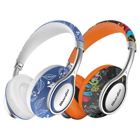 Bluedio A2 Headphones auscultadores Bluetooth- Baixa preço