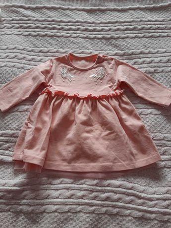 Sukienka niemowlęca 5.10.15 roz. 62