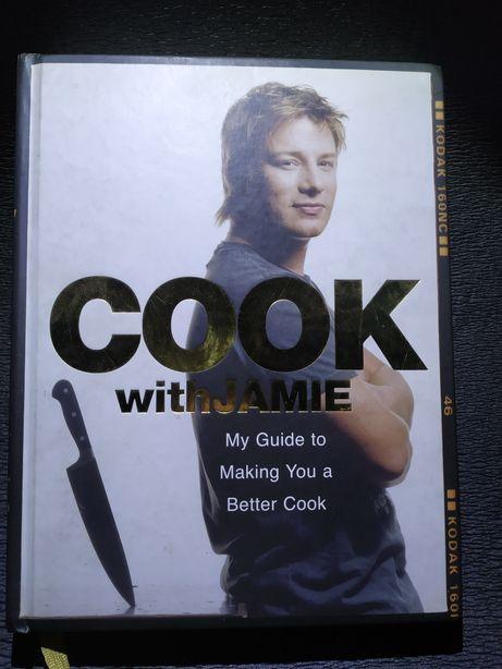 Livro - Cook with Jamie