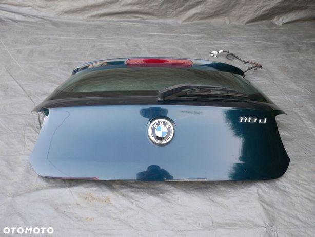 BMW F20 F21 KLAPA TYŁ BAGAŻNIKA B38 MIDNIGHT BLUE