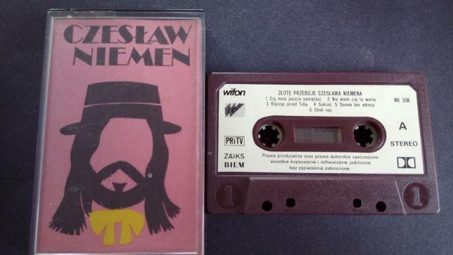 Czesław Niemen – Największe Przeboje, UNIKAT kaseta magnetofonowa