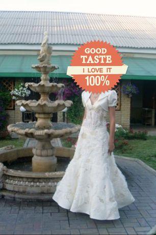 Платье выпускной или свадебное торжество