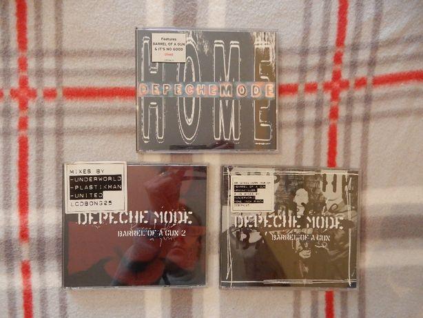 Depeche Mode Komplet singlii promujących album 'Ultra'. UNIKAT!