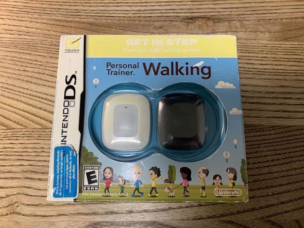 Walking Trainer Nintendo DS