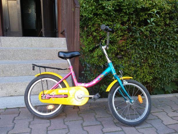 Rowerek dziecięcy koła 16 cali