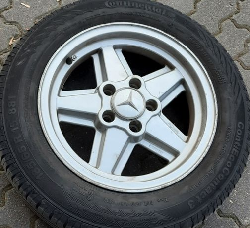 Felgi Ronal R9 Penta Mercedes w123 w124 126 w201 190 + śruby