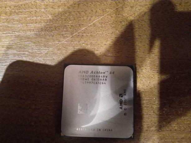 Материнская плата ASRock 939NF6G-VSTA процессор AMD