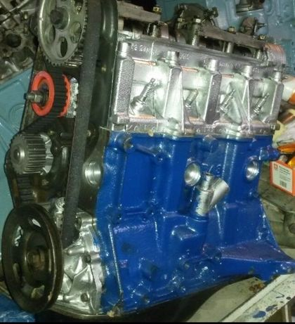 Мотор Двигатель ВАЗ 2108-2109-21099, 2110 2111 2101 2115 2170 124 126