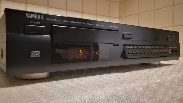 Odtwarzacz CD Yamaha cdx-890 Hi-end