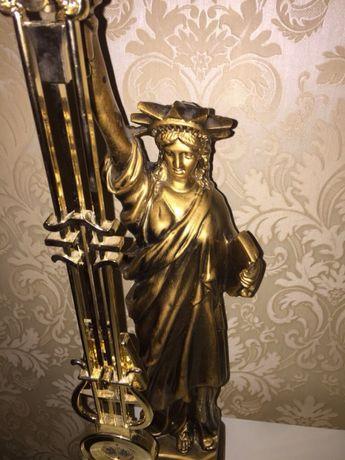 """часы большие """"Статуя Свободы"""""""