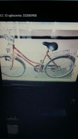 Sprzedam Rower Opal czerwony telefon po godz 16.